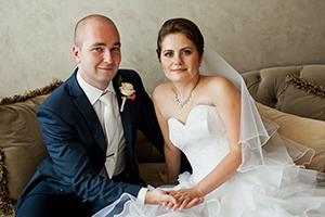 Свадьба Юли и Славы