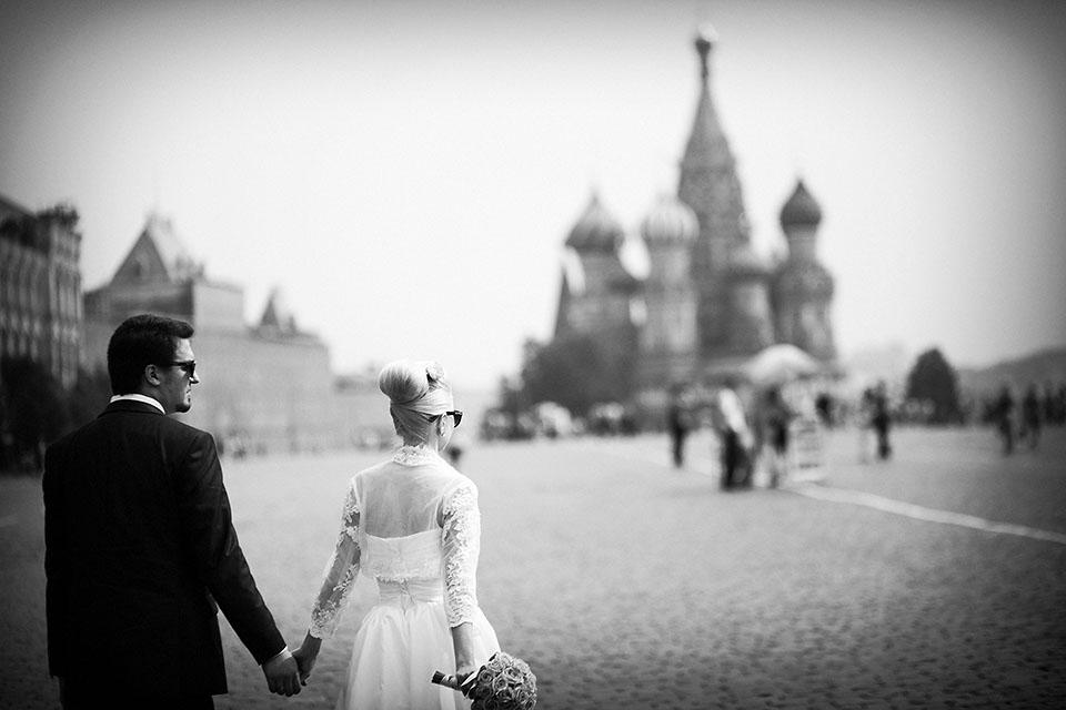 Dina y Andrey